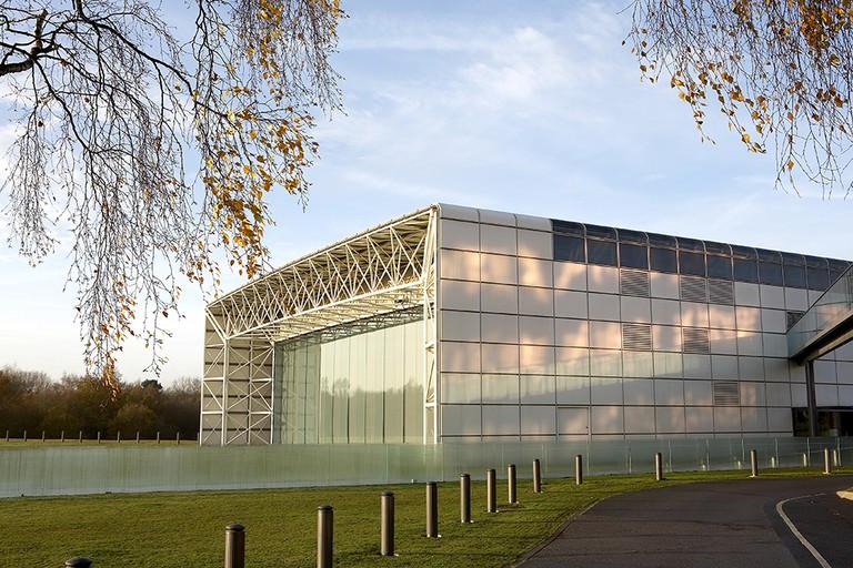 Sainsbury Centre exterior