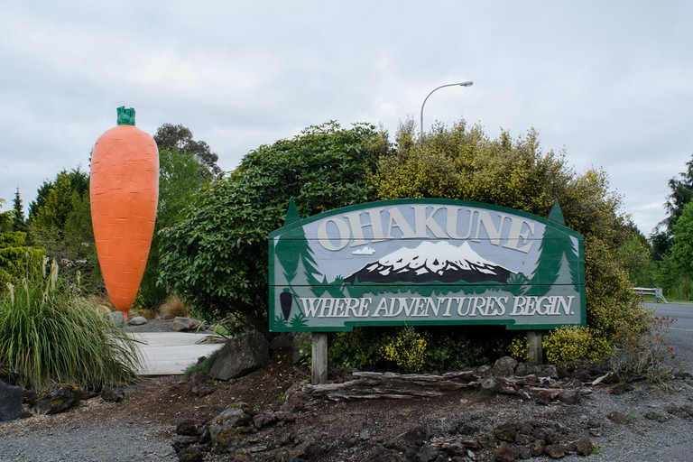 The Ohakune Carrot