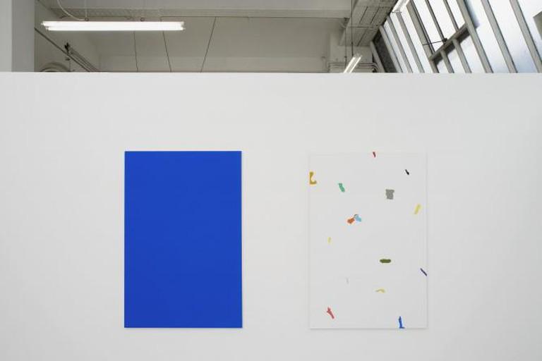 Alex Clarke, Best Good Friend, Exhibition View, Royal Academy Schools Show 2014, London