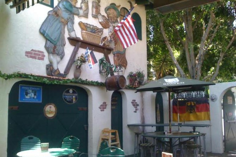 The Red Lion Tavern,Los Angeles