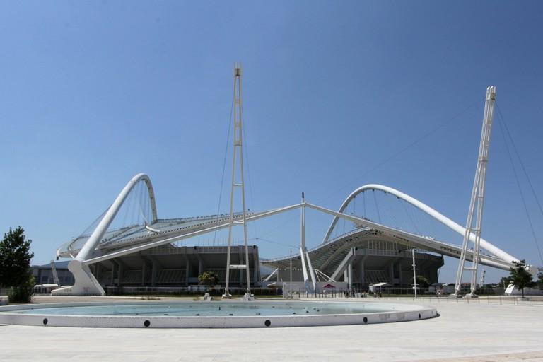 OAKA Olympic Stadium, Athens, Greece