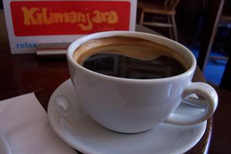 Kilimanjaro Cafe