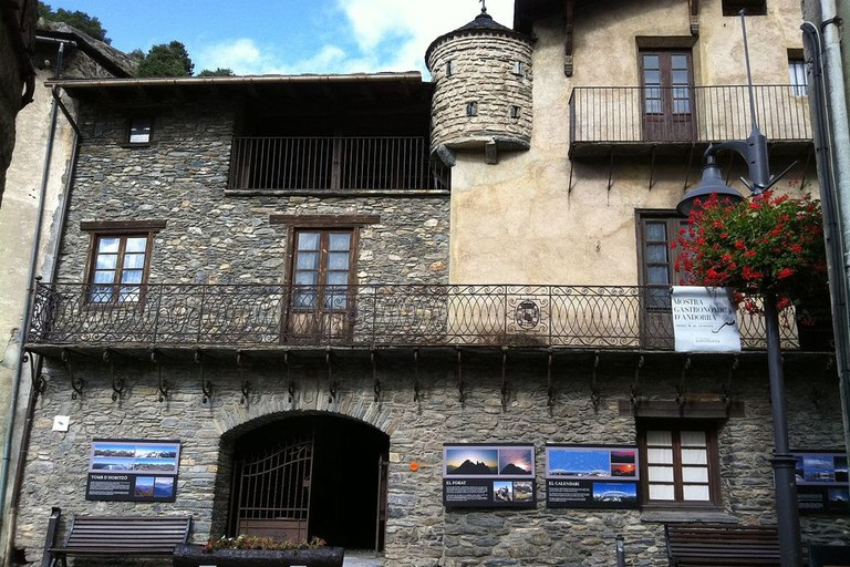 Casa Museu Areny Plandolit, Andorra
