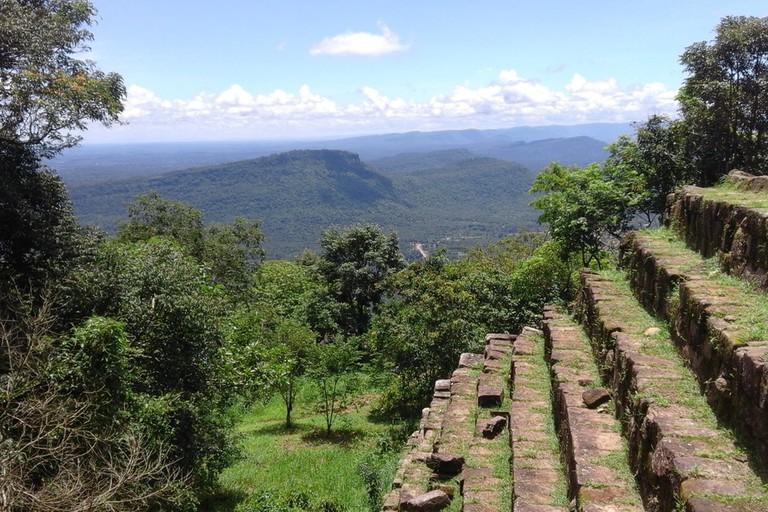 Views from Preah Vihear, Cambodia
