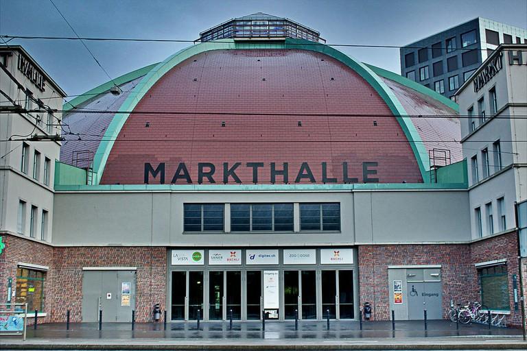 Markthalle Basel, Steinentorberg