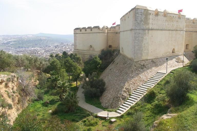 Borj Nord Fortress, Fez
