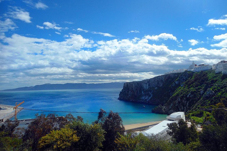 Coastal views of Al Hoceima