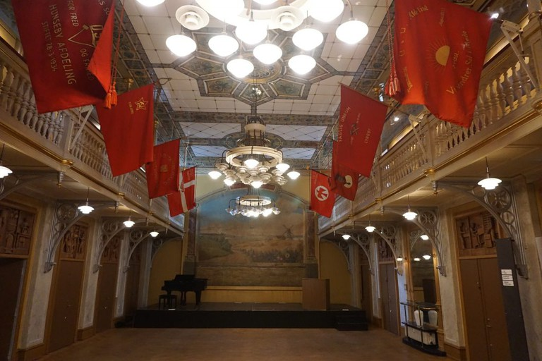 The Celebration Hall, Workers Museum
