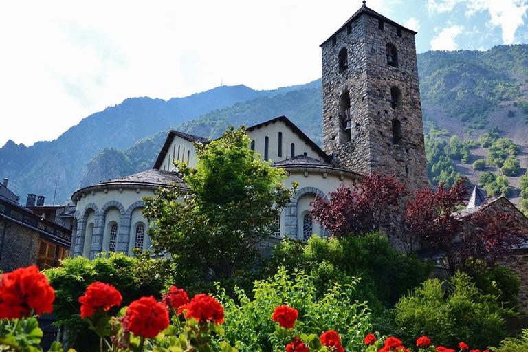 Església de Sant Esteve, Andorra