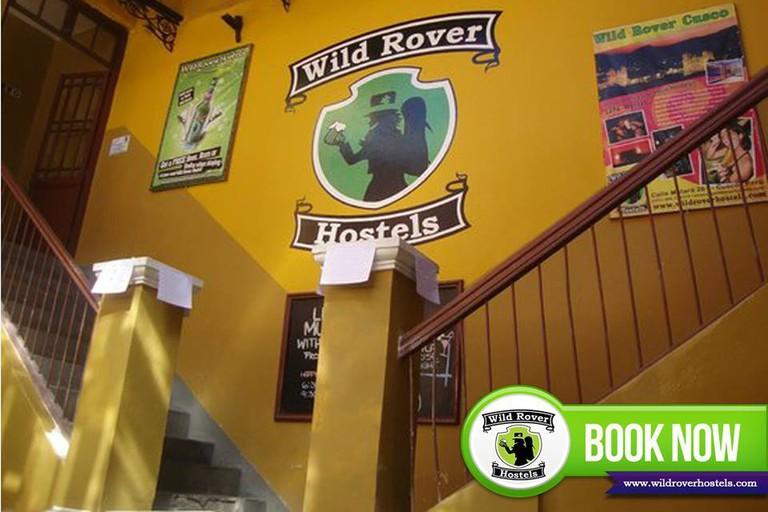 Wild Rover Hostel La Paz