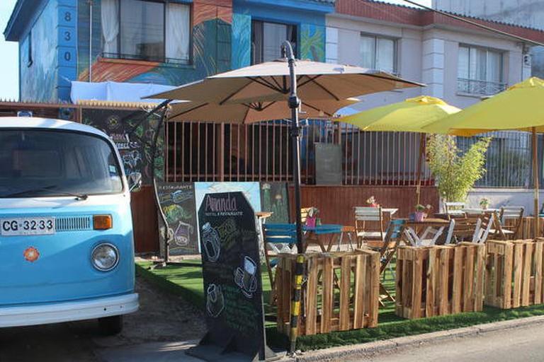 Amanda Hostel & Restaurant, Iquique