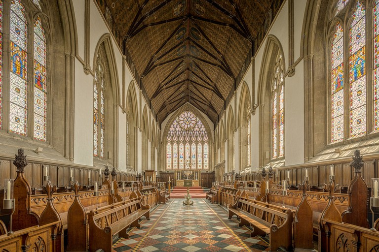 Merton College Chapel