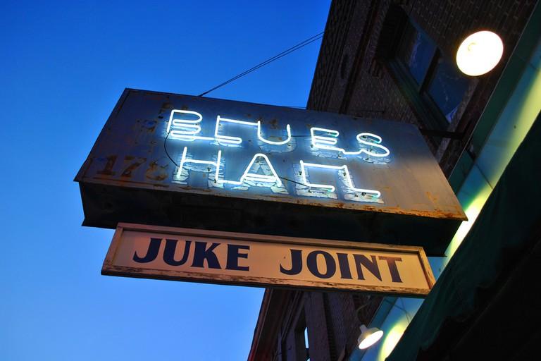 Blues Hall