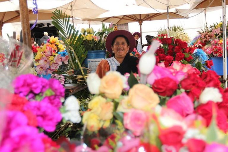 Flower Market, Cuenca