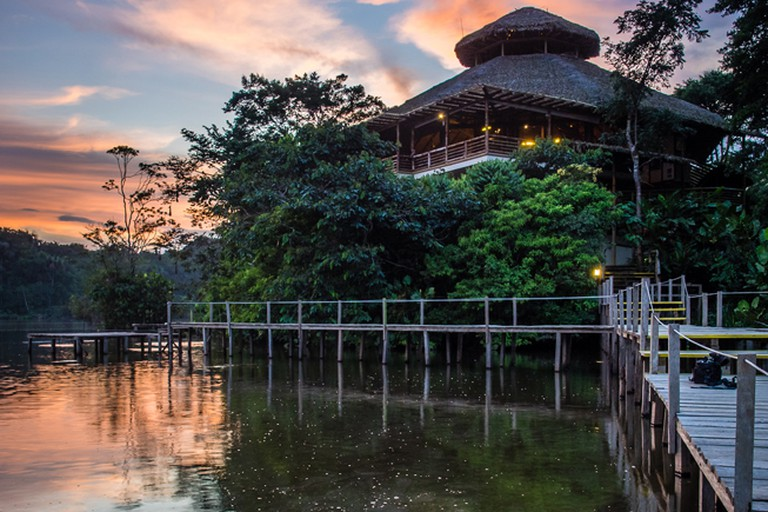 La Selva Amazon Ecolodge & Spa, Garzacoha