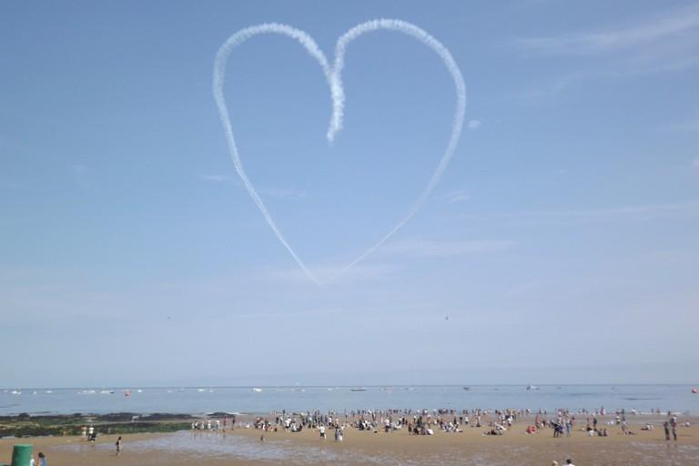 Seaburn Beach, International Air Festival