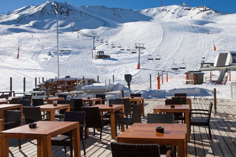 Cala Bassa Restaurant Costa Rodona, Pas de la Casa, Andorra
