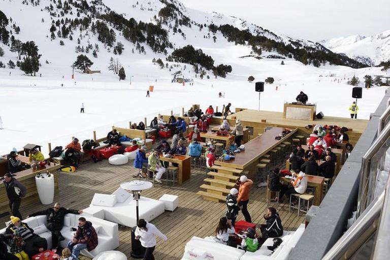 Nordic Lounge Gall de Bosc, Soldeu, Andorra
