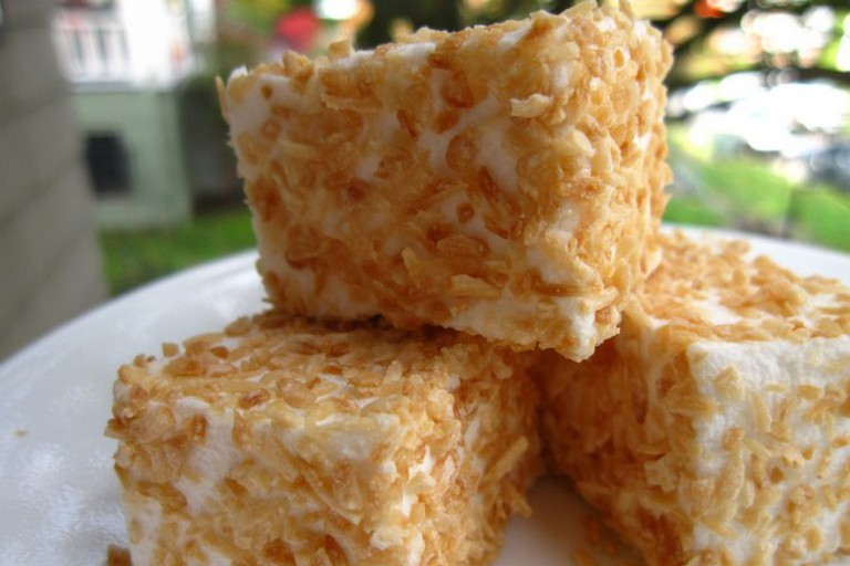 Roasted Coconut Marshmallow