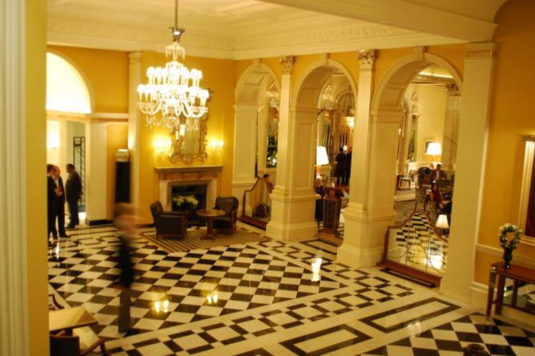 Claridge's Foyer