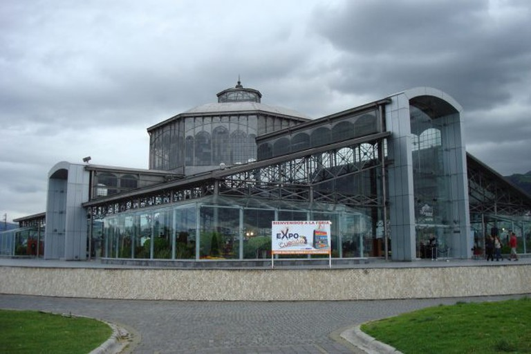 The Glass Palace, Quito