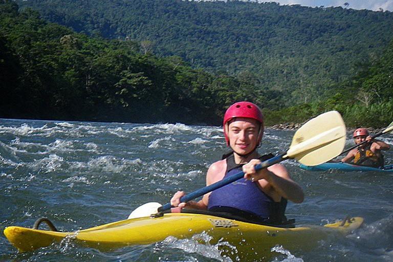 White Water Kayaking, Ecuador