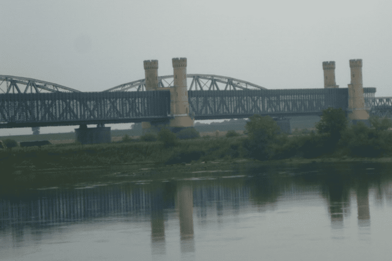 Tczew bridge - where World War II began
