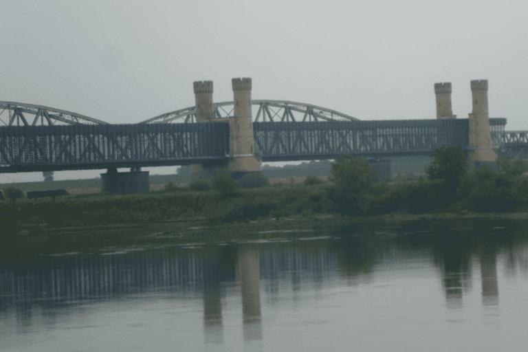 Tczew bridge - where World War II began