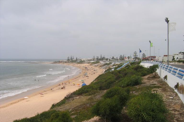 Sidi Bouzid Beach