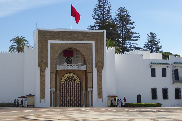 Royal Palace Morocco