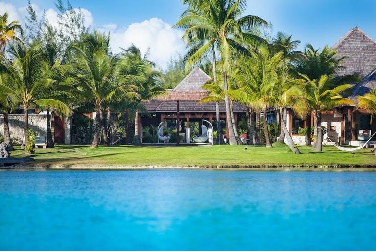 The St. Regis Bora Bora Resort, Bora Bora