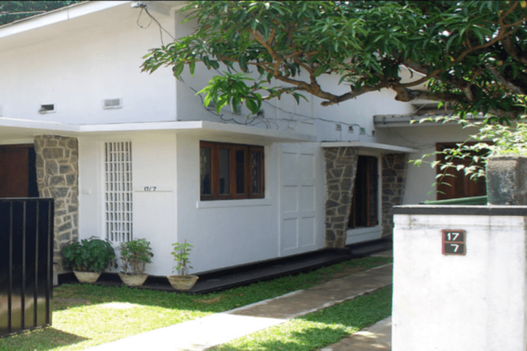 The Mount Lavinia Homestay is a great place to stay