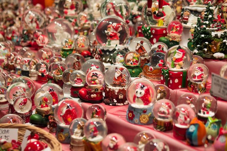 Christmas trinkets