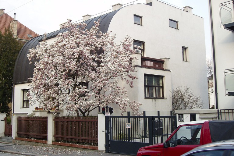 Adolf Loos' house in Hietzing