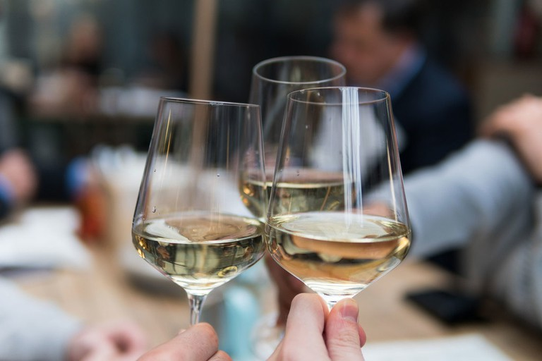 Discover amazing wines as well as local craft gin at Ace + Pear