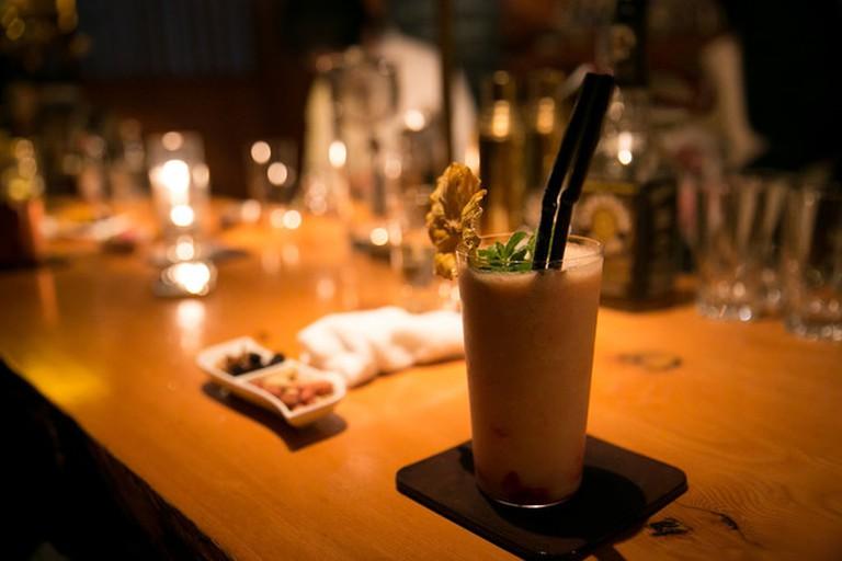 Drinks at Code Name MIXOLOGY, Akasaka