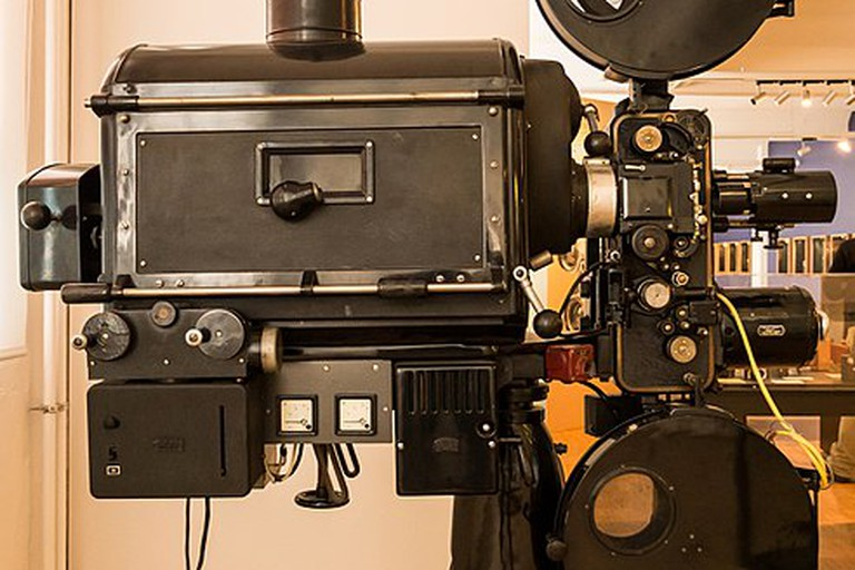 Projector in Technische Sammlungen