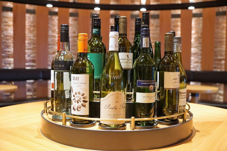 Buy local bottles of wine in Logroño