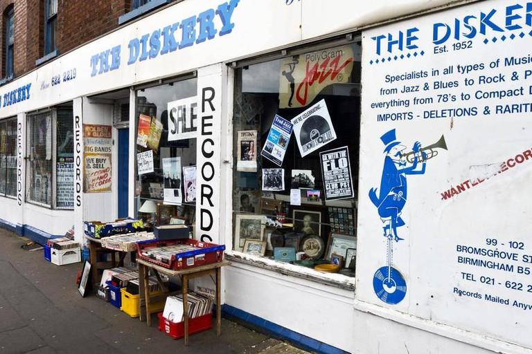 The Diskery, Birmingham