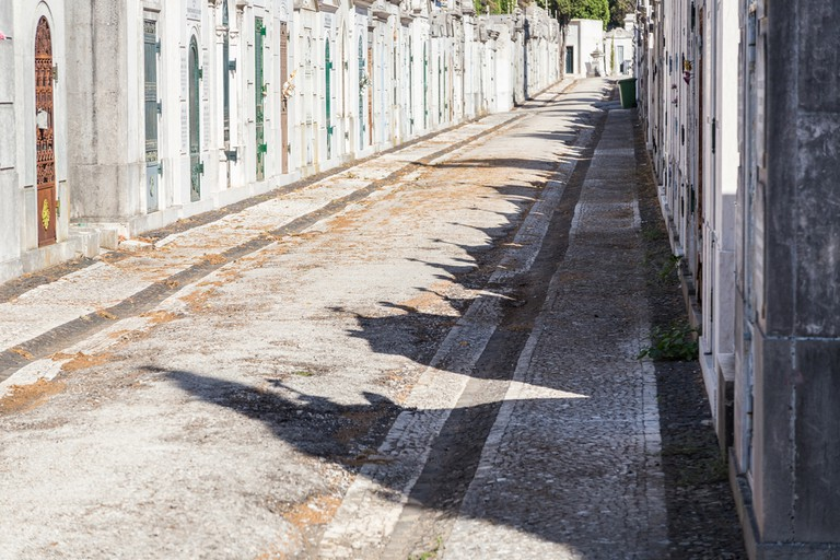 Crypts & Tombs at El Cemiterio dos Prazeres
