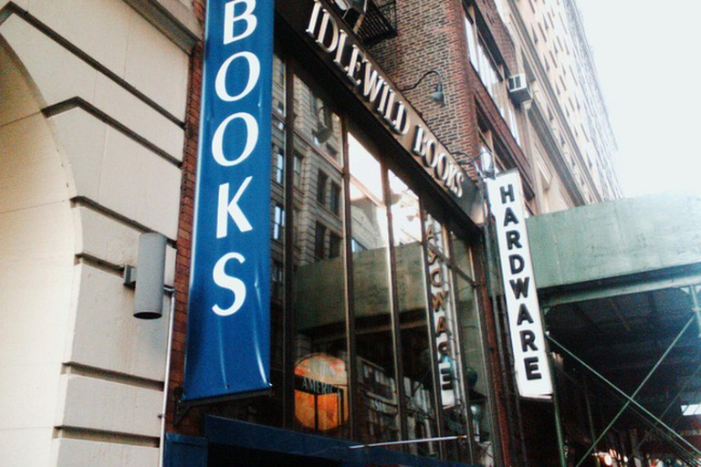 Idlewild Books, New York
