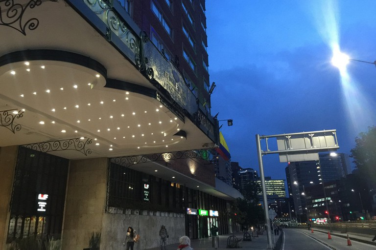 Hotel Tequendama, Bogotá, Colombia