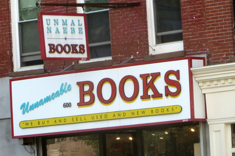 Unnameable Books, New York