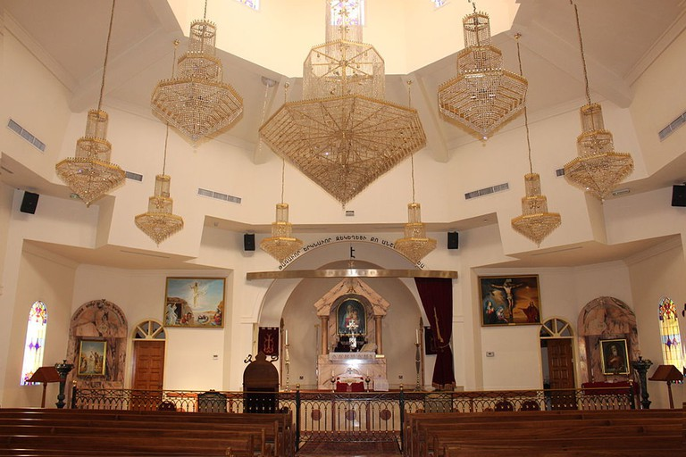 St. Gregory the Illuminator Armenian Church, Sharjah
