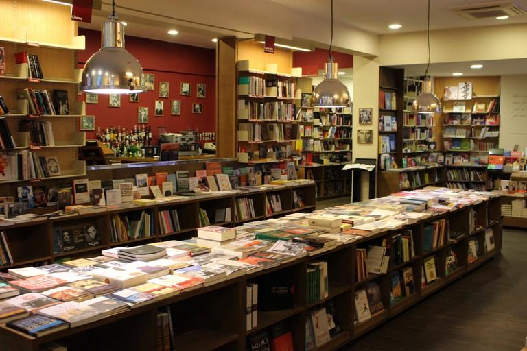 Literanta bookshop