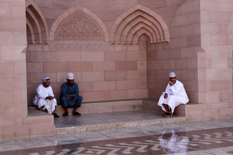Omanis will always be some of the friendliest people in the Arabian Peninsula