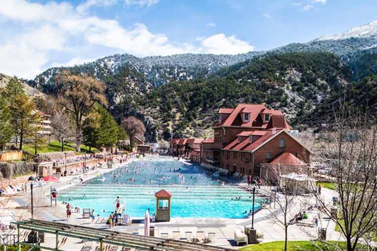 Glenwood Hot Springs Resort