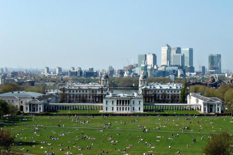 A view from the Royal Observatory Hill