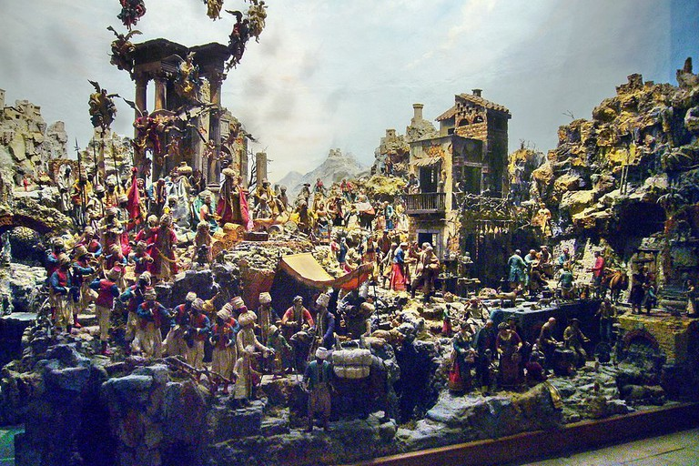 The Presepe Cuciniello