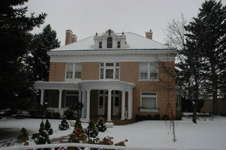 The Thomas R. Cutler Mansion